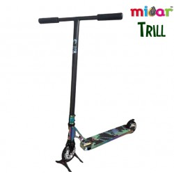 Трюковой самокат Micar TRILL Neo chrome (Арт. M-802)