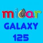 Самокаты MICAR Galaxy 125