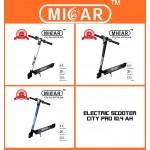 Электросамокаты MICAR Pulsar
